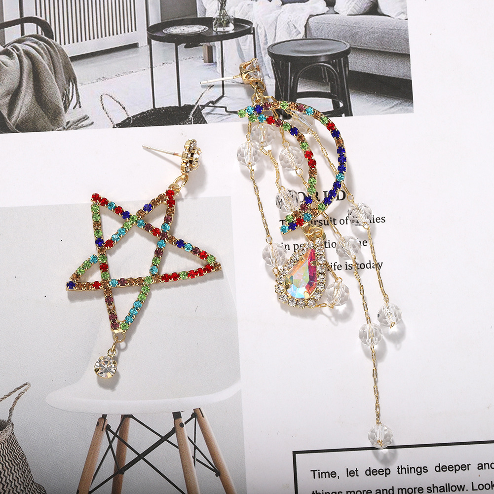 Jewellery for women New Handmade Beaded Teardrop Earrings cheap wholesales yiwu NHJQ202618