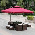 户外桌椅咖啡厅酒吧阳台庭院别墅花园藤桌椅室内欧式休闲组合家具