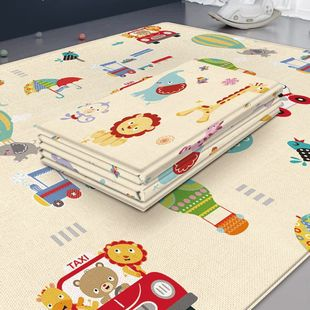 Infant Force D10D20 Baby Crawling Mat Foldable Living Room Game Mat Thickened Child Climbing Climbing Mat