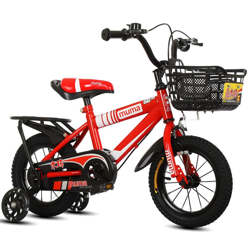 دراجة أطفال جديدة مقاس 12 بوصة بدواسة 14 بوصة ، دراجة جبلية للأطفال ، هدايا بالجملة للرجال والنساء