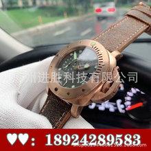 手表廠家直銷熱賣新款胖大海全自動機械皮帶男士休閑手表一件代發