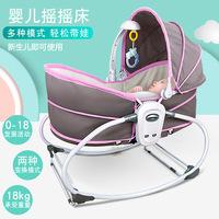 Прямая продажа с фабрики, детская электрическая колыбель, комфортные качели, детский артефакт, умное кресло-качалка для новорожденных