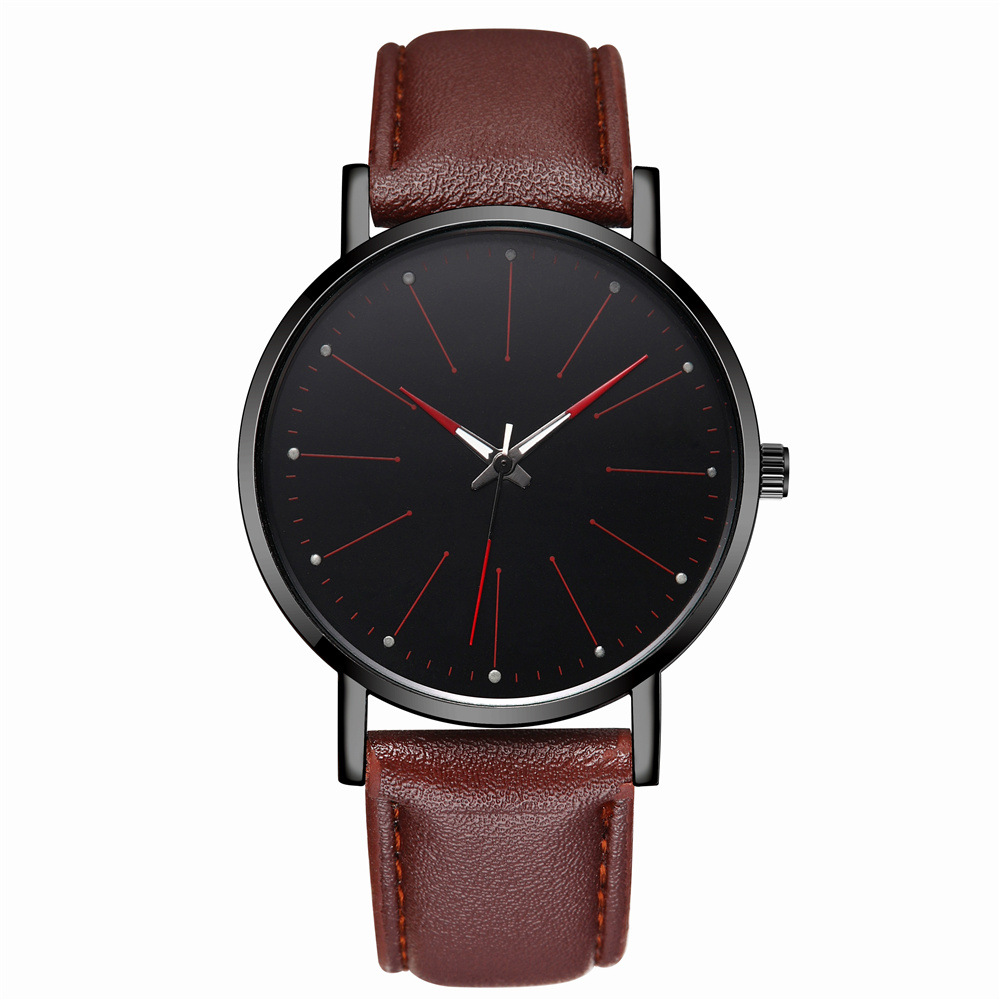 New Watch Men's Khorasan Color Luminous Hands Strap Men's Business Quartz Watch NHHK197938