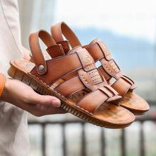 Sandals nam thời trang, kiểu dáng trẻ trung, màu sắc trang nhã