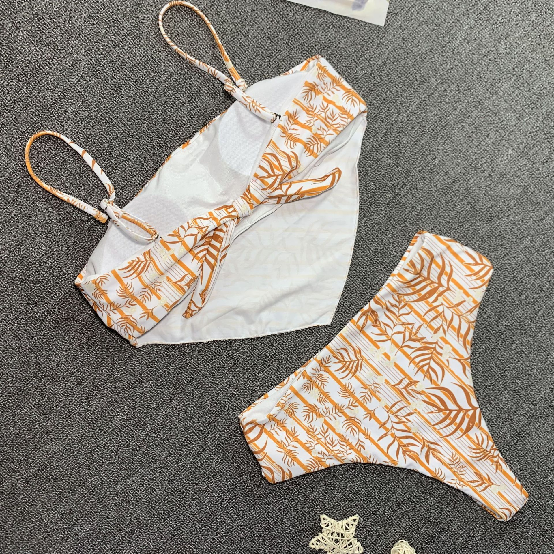 swimsuit split bikini  NSHL2056