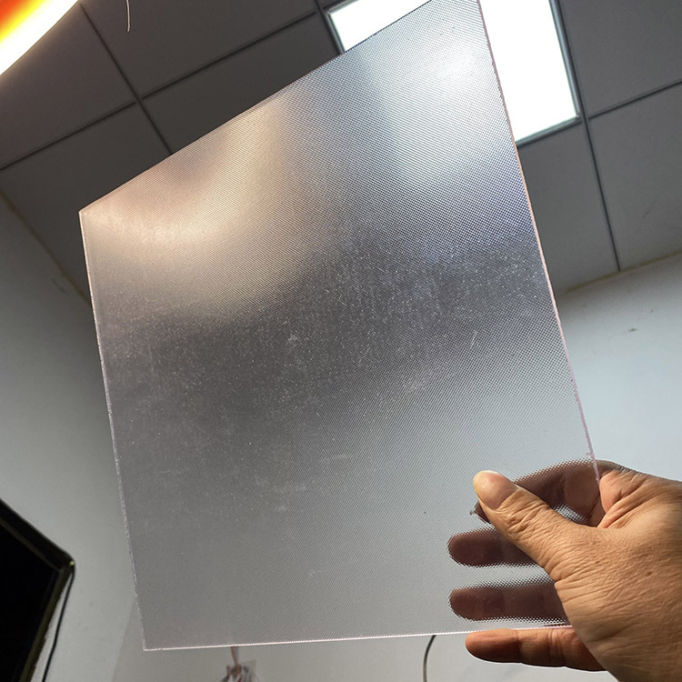 30线3毫米厚3D立体光栅板,PS材质,20x30厘米,变画 lenticular