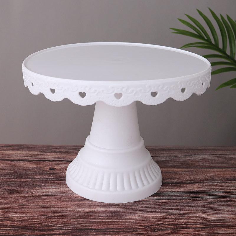 Wedding dessert table decoration plastic...