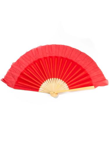 2pcs 8 inch pure silk dance fan for women girls women yangko umbrella dance fans Jiaozhou Yunnan Flower Drum Lamp Practicing Fan