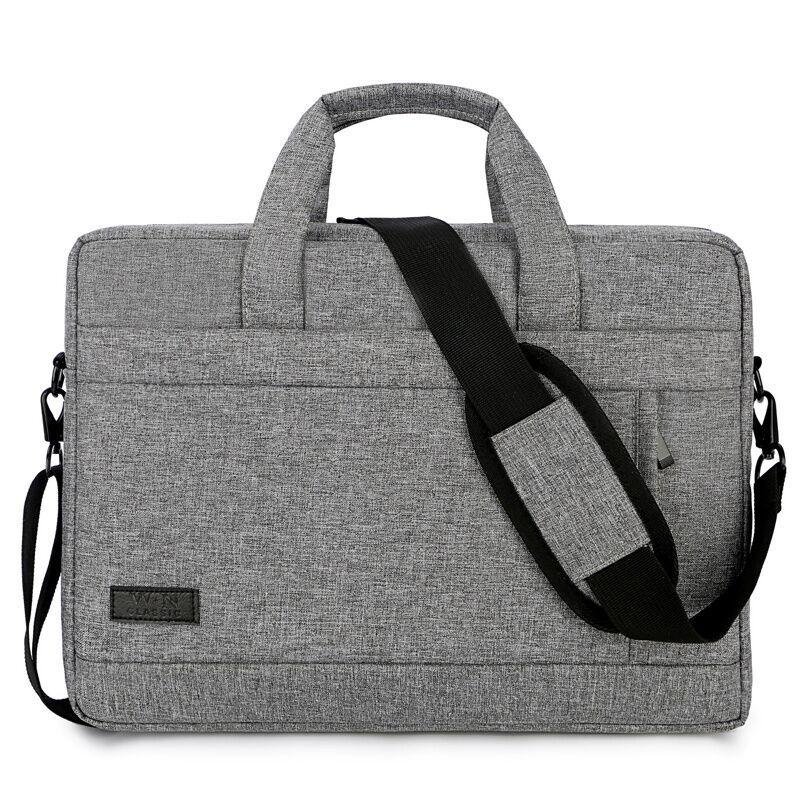 608 حقيبة كمبيوتر الشركة المصنعة مخصص هدية التأمين المعرض حقيبة الكتف حقيبة 14 بوصة 15.6 بوصة 17 بوصة حقيبة يد