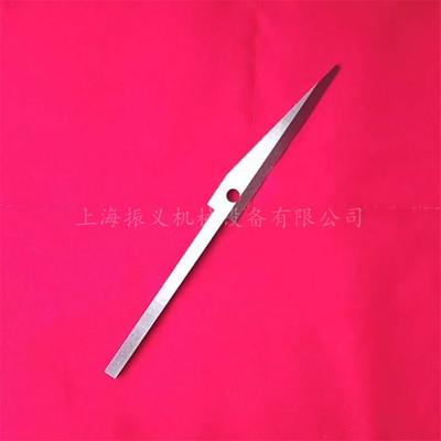 厂家直销口罩机剪刀片 白钢材质耳带小剪刀 口罩鼻梁切刀