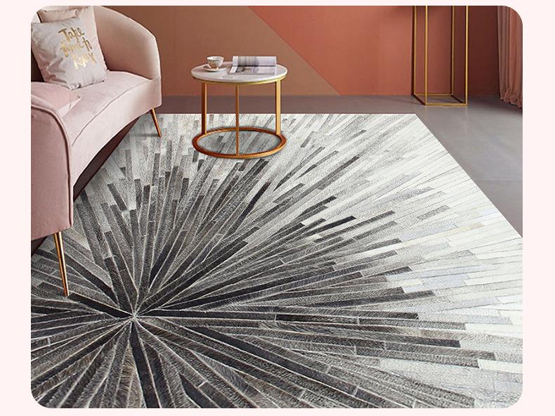 家居客厅沙发大地毯,渐变印花地毯,卧室床边满铺地毯,办公室地毯,入户门垫
