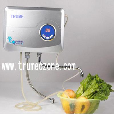 家用生活小家电果蔬消毒机臭氧净化器食材解毒机活氧果蔬机净化机