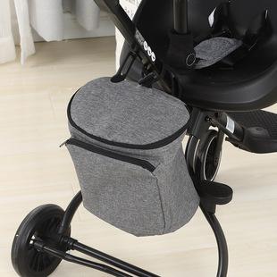 Walking baby artifact baby stroller bag slip baby artifact accessories storage basket universal storage bag factory direct sales