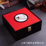 节日送礼燕窝礼品包装盒高档燕窝礼品木盒包装(上海现货批发)