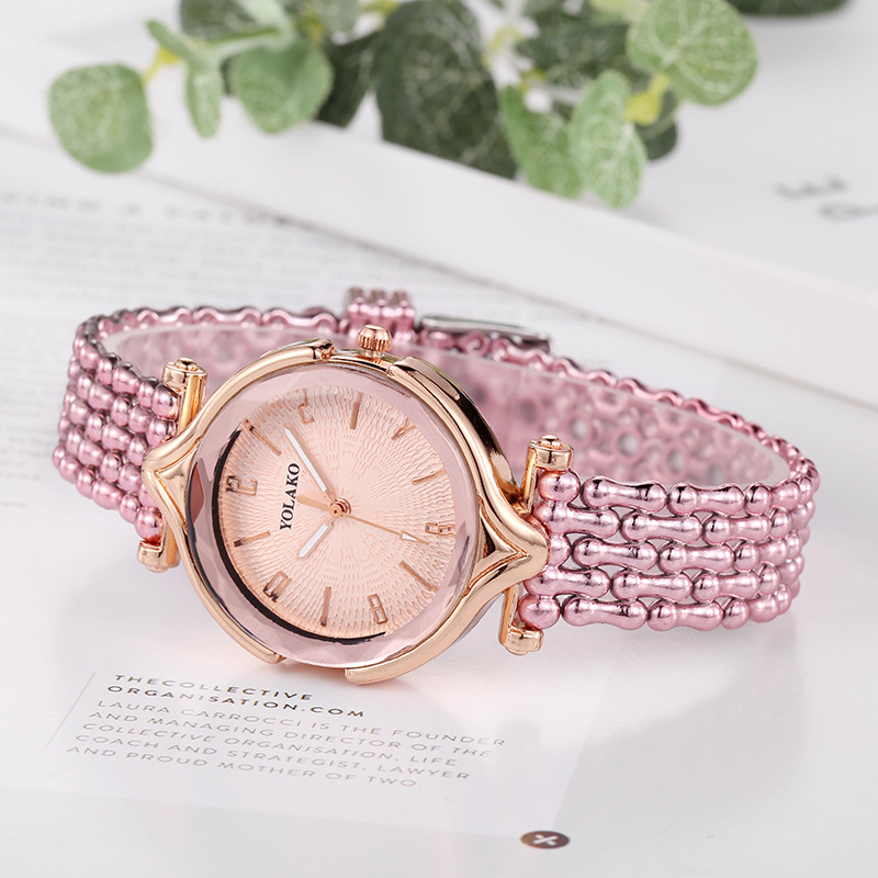 fashion vibrato with the same explosion model watch ladies quartz watch simple student watch NHLN222913