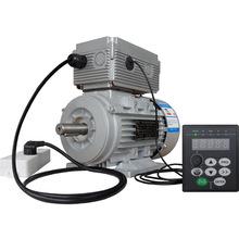 单相高电动机调速电机220V转速变速可调高速低速小型变频马达低