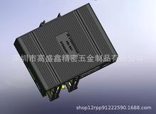 功放外殼音頻處理器外殼音頻協議盒車載音頻解碼器音頻控制器外殼