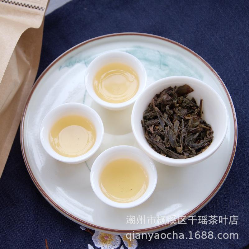 500g凤凰单丛鸭屎香茶叶单枞潮州原产地单从纵散茶头春乌岽凤凰山