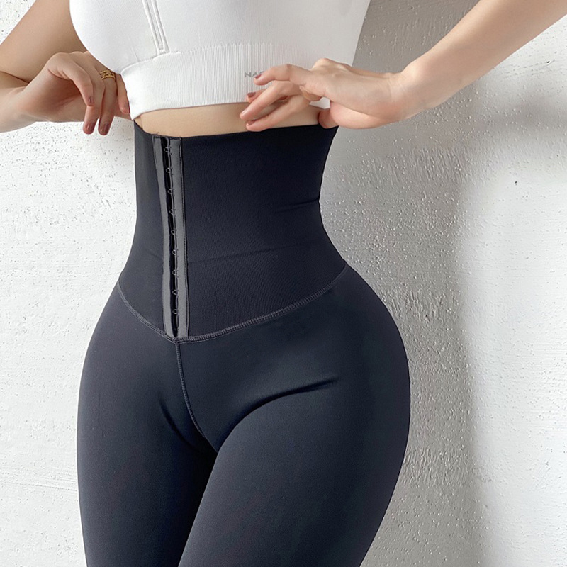 European And American Cross Border Yoga Pants In Autumn And Winter