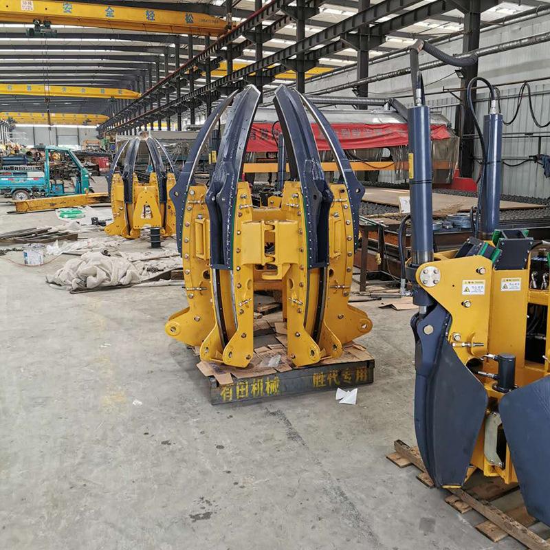 挖树机园林苗圃大型设备挖机起树机 移树机 起土球断根机厂家定制