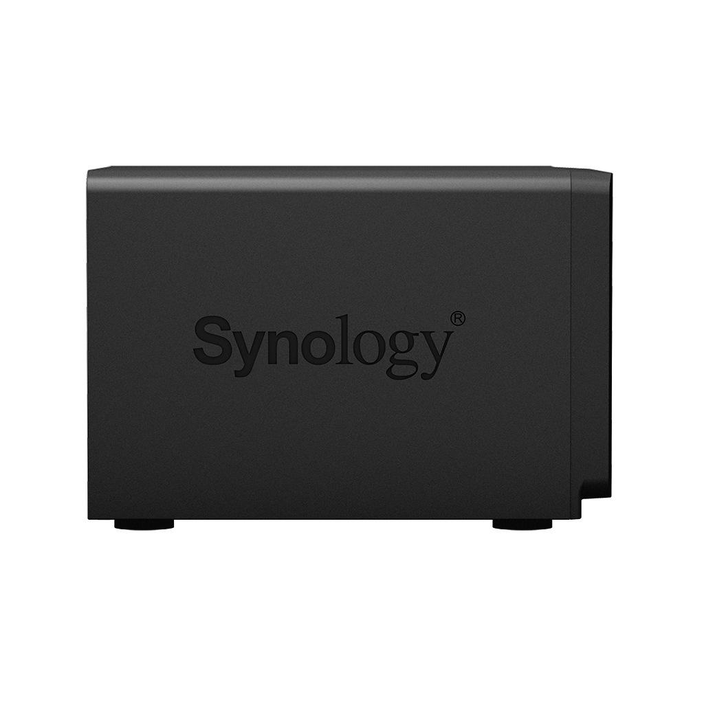 synology DS620slim NAS 网络存储服务器 群晖 6盘位 静音型