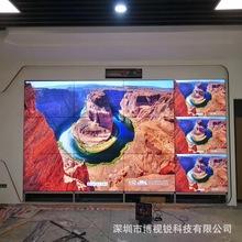55寸液晶面板 三星/LG原裝4K顯示屏 超窄邊拼接電視墻LTI550HN17