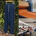 【需定制】新疆长绒棉服装加工定制韩版潮流抽绳卫裤女运动休闲裤