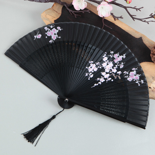 Chinese Fan Chinese Hanfu hand Fan Japanese style and kimono fan for export to Japan