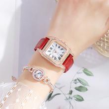 Wristwatch women外贸手表女2020新款抖音同款微商引流礼品石英表