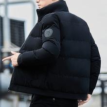 棉衣男士秋冬2020新款韩版潮流ins宽松百搭棉服保暖男装上衣潮牌