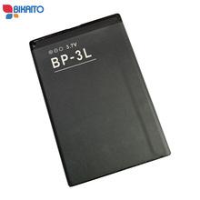 适用于诺基亚手机电池BP-3L 3.7V锂电池 厂家批发