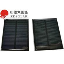 厂家-促销价格太阳能电池板-太阳能滴胶板生产批发5V-太阳能板
