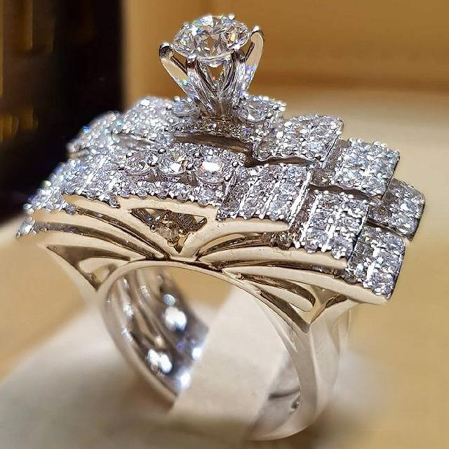 2Pcs-Bridal-Set-Elegant-rings-