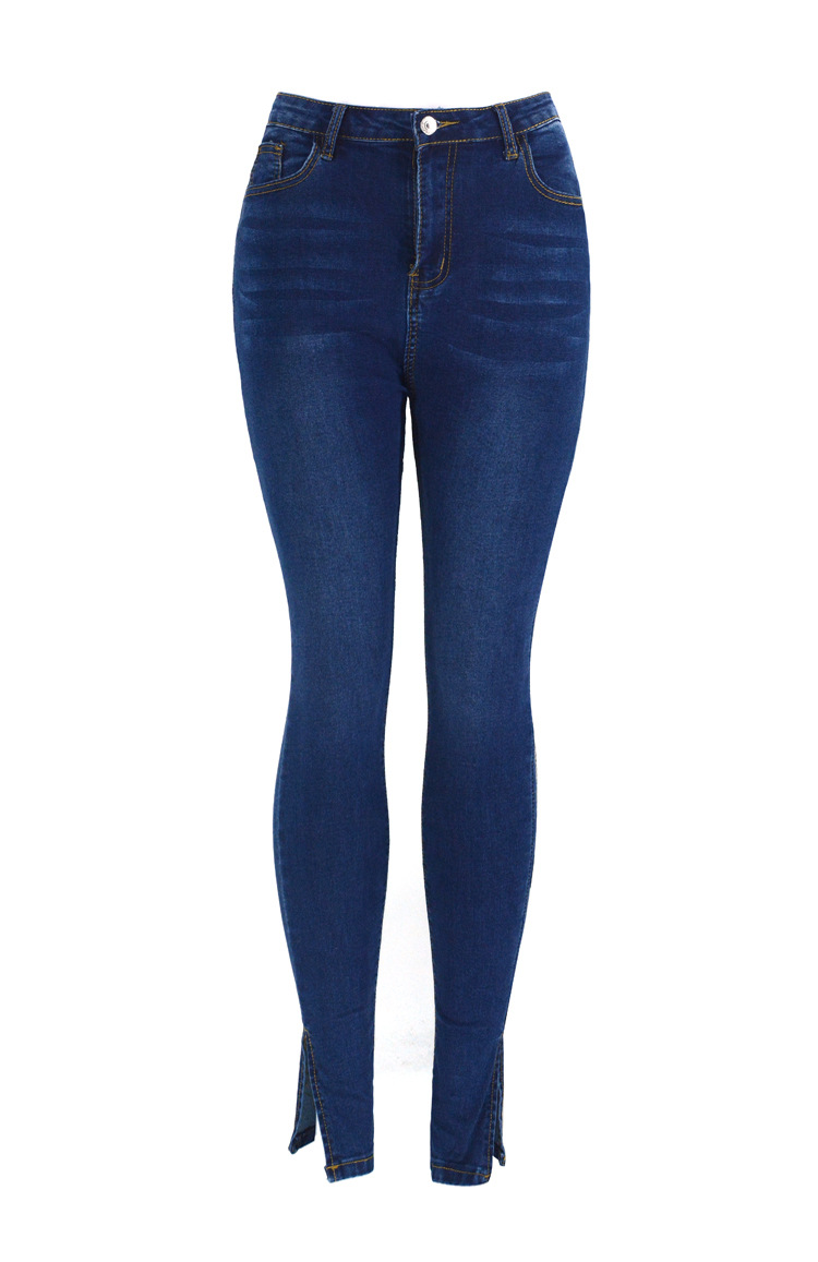 casual basic stretch slim jeans NSSY9901