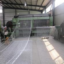 供應平斜紋編織石籠網 邊坡防護網鋼筋鐵絲網定制