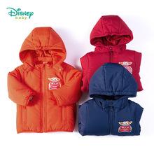 Disney/迪士尼童装男童保暖棉袄冬季新品儿童加厚夹棉百搭棉衣服