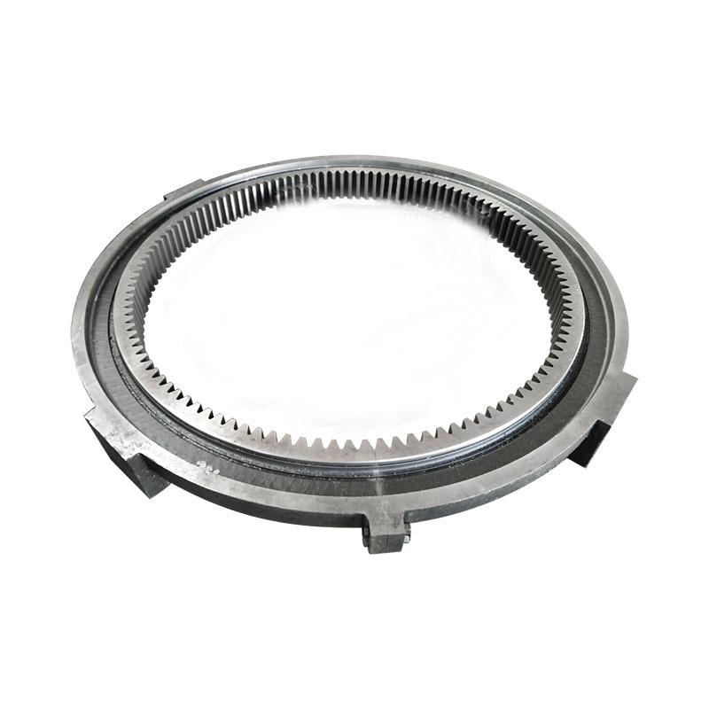 工厂来图非标定制铸造灰铁精密加工内齿圈