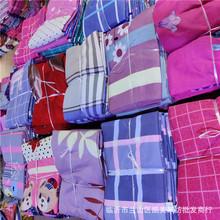 地攤跑江湖十元模式床單趕集被套天鵝絨被罩亞麻老粗布床單鉆石絨