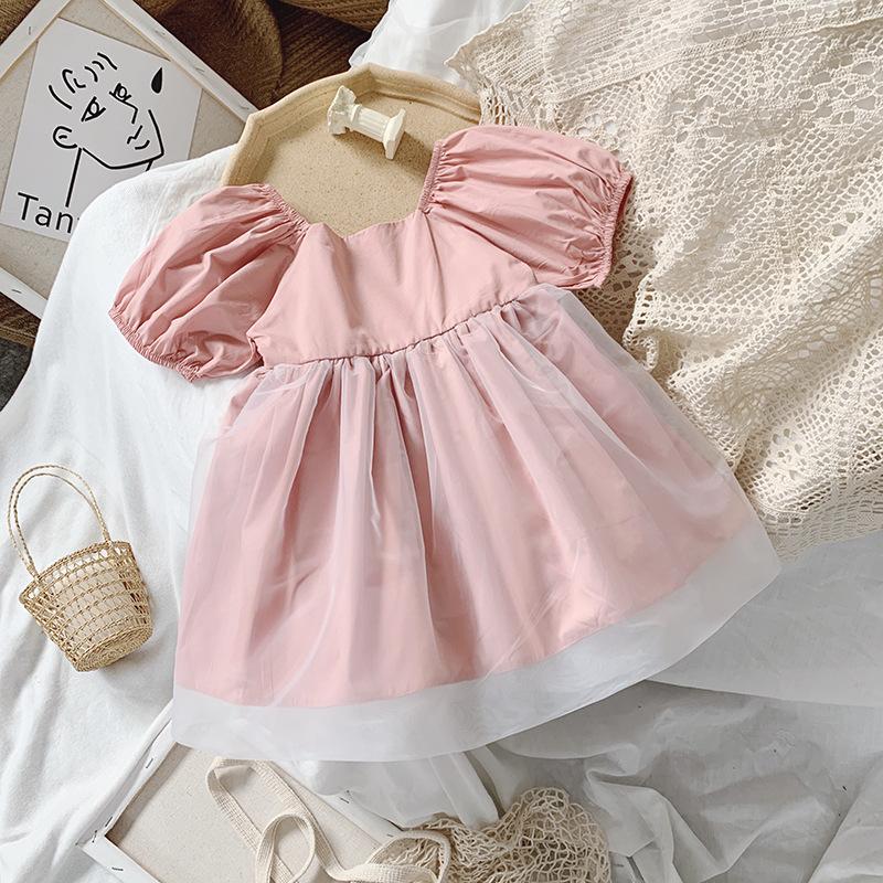 váy công chúa tay phồng đẹp 1