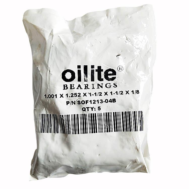 Oilite青铜SAE863套筒轴承841