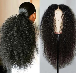 Curly Hair Wigs Parrucche per capelli ricci Special for wigs, women pelucas synthetic wigs curly hair, African wig