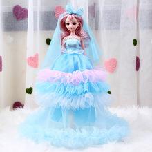 厂家直销45CM喜萌芭比洋娃娃玩具套装女生过家家玩具源头好货批发