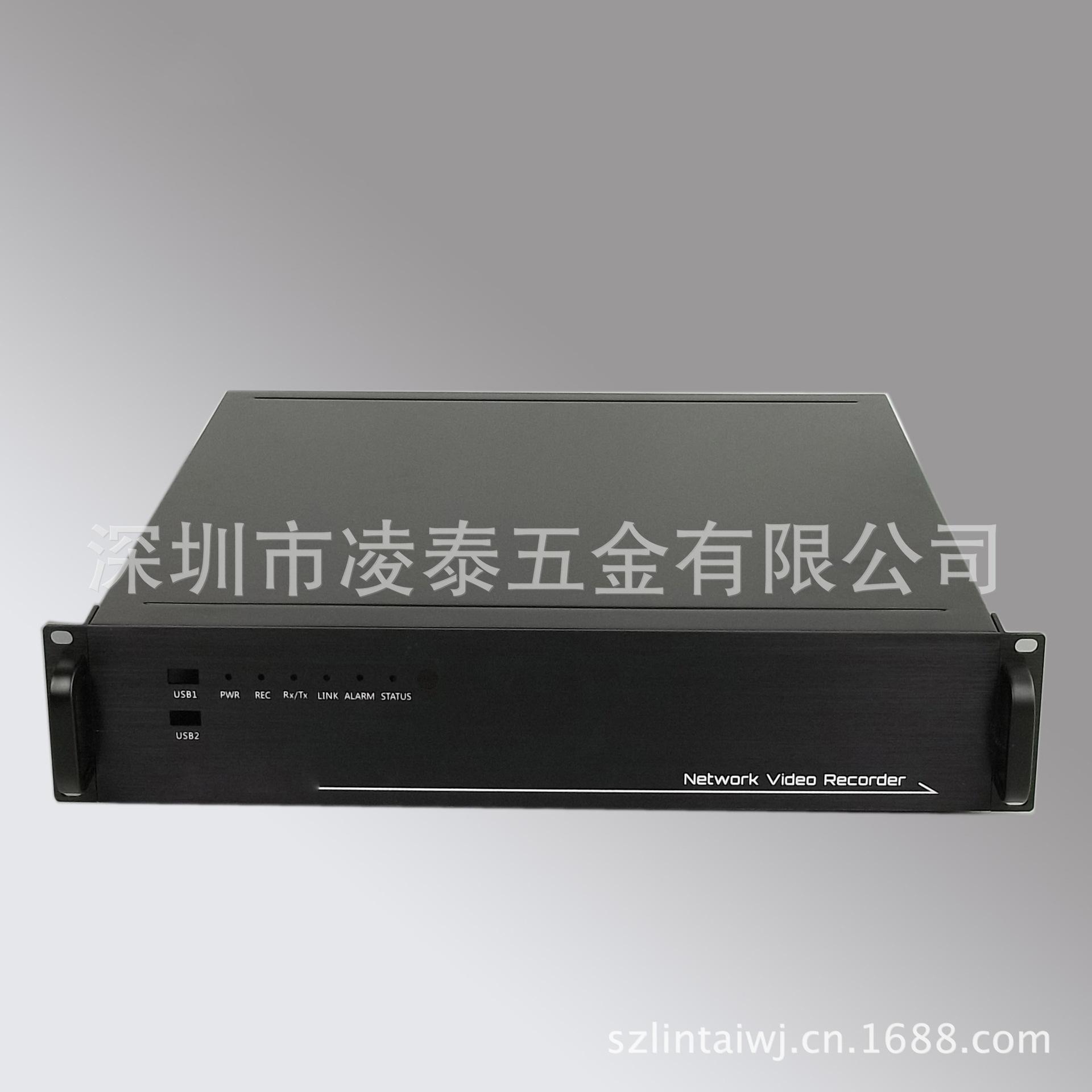 承接钣金工控机箱 仪器仪表外壳服务器机箱 ATX工控机箱