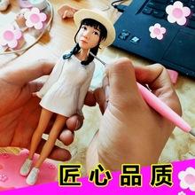 软陶人偶公仔定制泥人真人泥塑蜡像照片生日结婚个性礼物diy玩偶