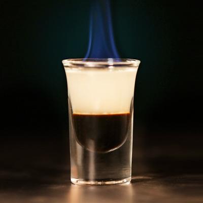 货源子弹杯白酒杯吞杯b52架鸡尾酒洋酒杯一口Shot杯酒杯酒吧杯子套装批发