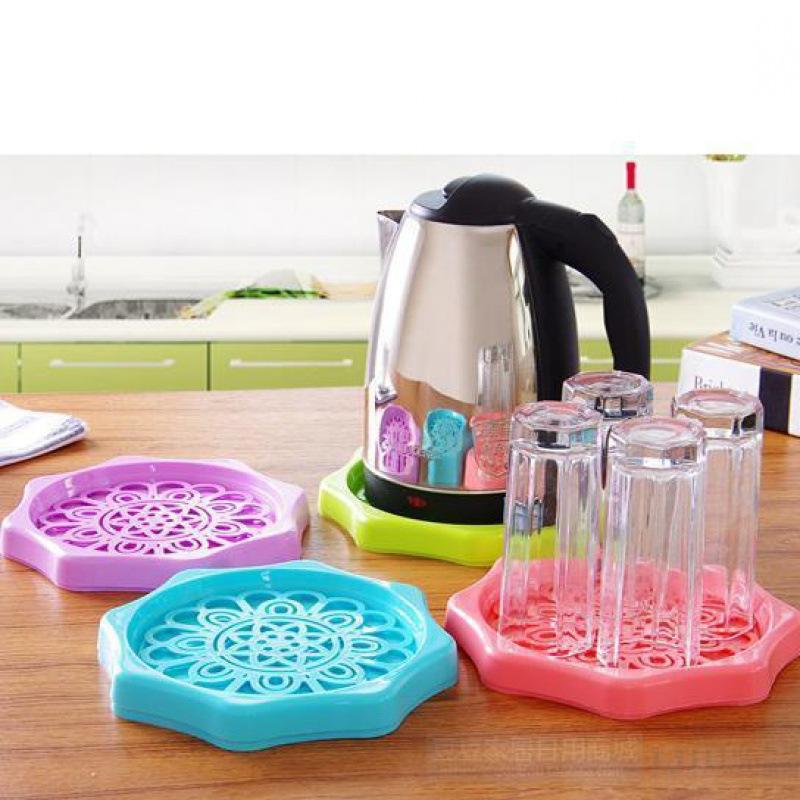 热水壶垫防漏水托盘家用多功能暖瓶垫加厚防滑保温杯垫茶杯隔热垫