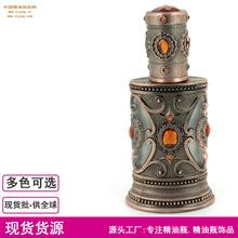 成品现货 厂家批发精油瓶中东香水瓶迪拜款香精瓶纯露瓶空瓶 40ML