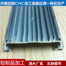 厂家供应铝合金型材 表面喷砂氧化