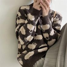 韩版新款时尚女装毛衣批发地摊货赶集服装尾货库存毛衣批发直销