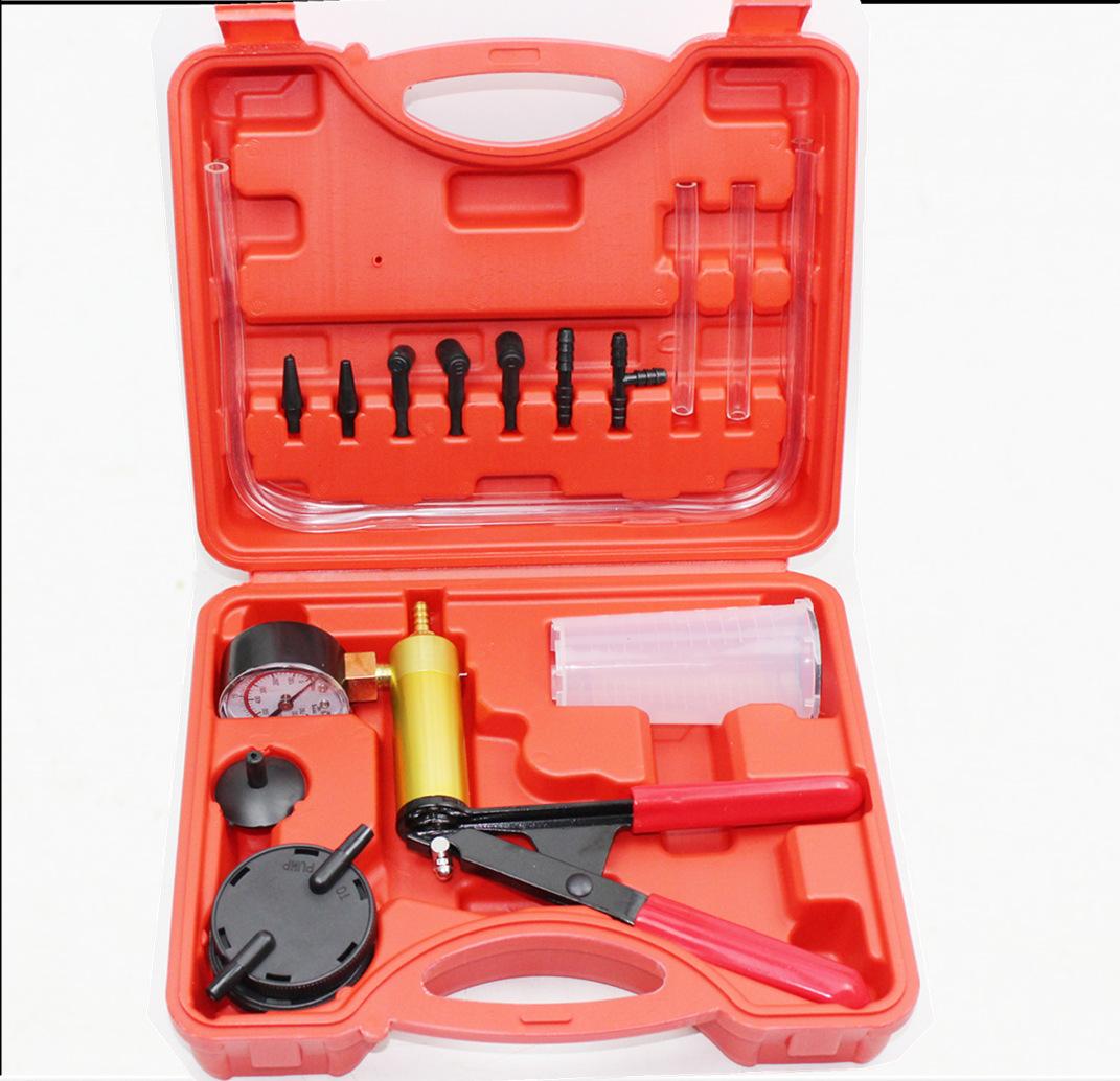 /汽车手动真空泵抽油机刹车油换油器更换工具 汽车抽油机真空吸力